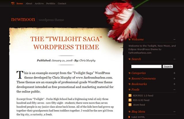 Twilight Saga - New Moon